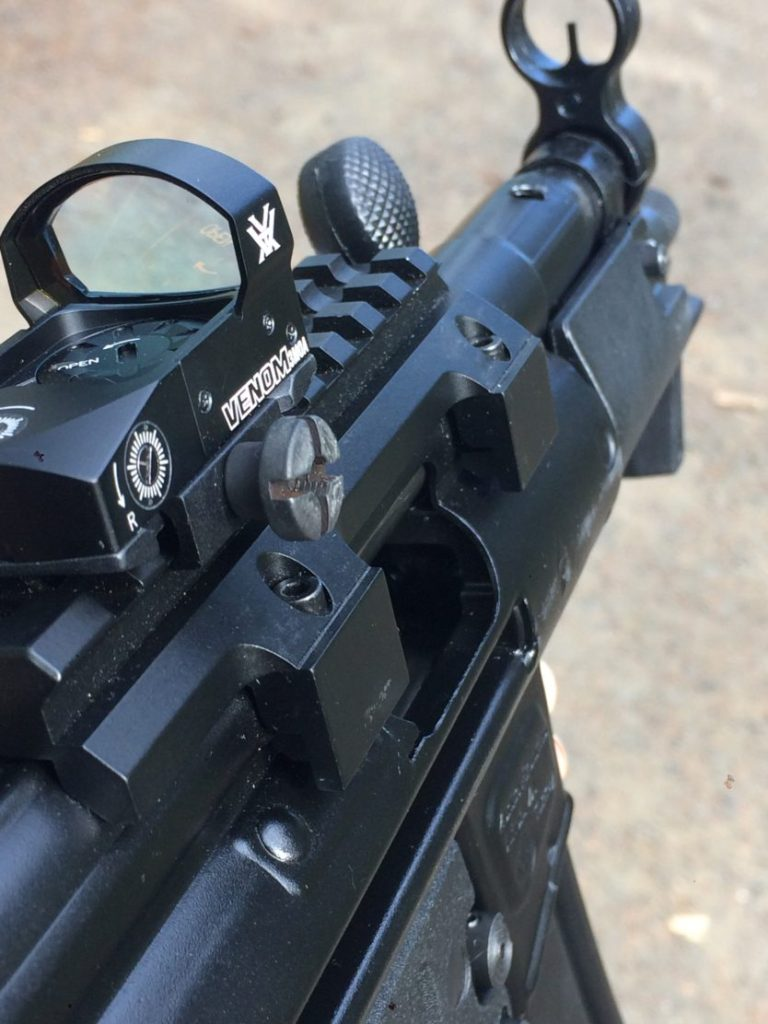 Zenith MKE Z-5P SB | Subgun second to none