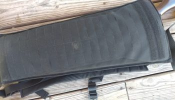 The BCS Shotgun Scabbard: Handy for close encounters