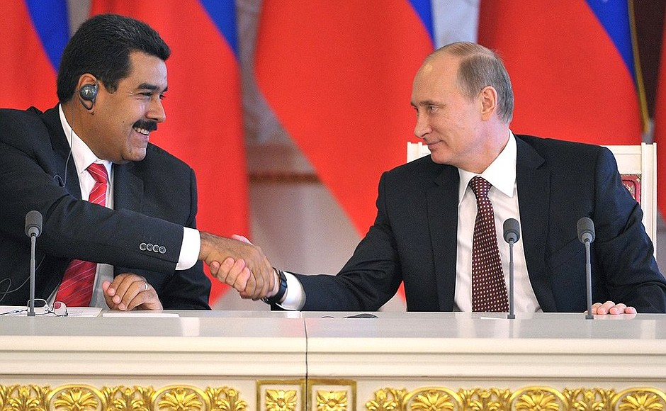 Did Russia send a Boeing 777 airliner to pick up Venezuelan gold?