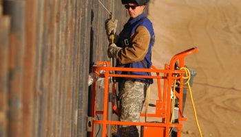 If Trump gets his wall, these companies might be building it