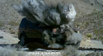 Watch an M-60 Tank, 106mm Recoilless Rifle Vs Land Rover