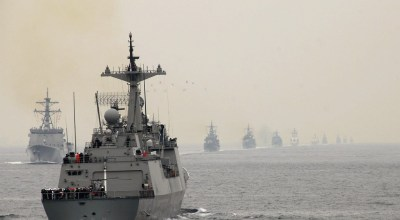 US allies in the Pacific face off as Japanese patrol planes buzz South Korean warships