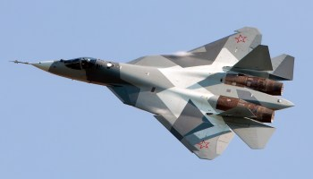 Russia postpones production of their would-be stealth fighter until 2020