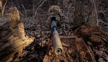 Female officer graduates from USMC Scout Sniper course