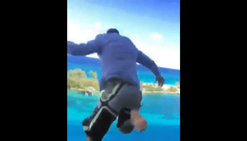 Man who jumped overboard from Royal Caribbean cruise ship explains why he did it