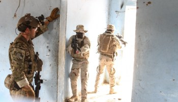 Flintlock 2019 gathers special operations forces from 34 nations to train in Burkina Faso