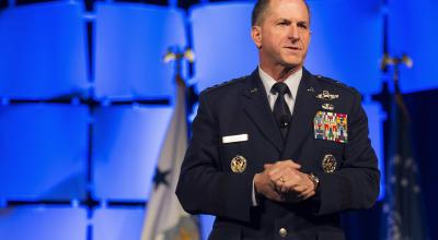 Gen. David L. Goldfein, Chief of Staff of the U.S. Air Force (USAF photo)