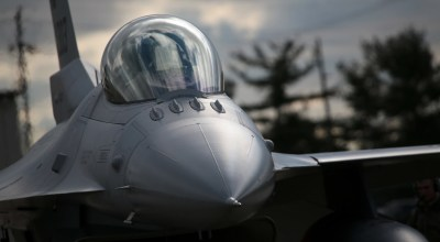 The Pic of the Day: F-16C Fighting Falcon in Atlantic City
