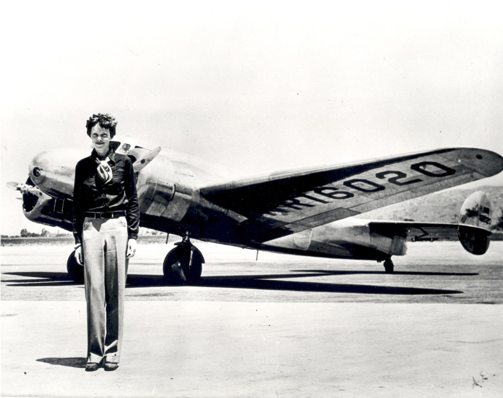 Footage captured the day before Amelia Earhart's disappearance may finally end the mystery