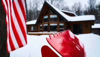 Alpha 2 Snow Shovel | From the DMOS Collective