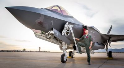 F-35 pilot Justin 'Hasard' Lee interviews SWAT team officer Mike Doyle: The Professionals Playbook