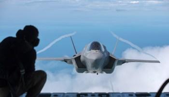 Pentagon paints a grim picture of the F-35 despite them entering combat operations