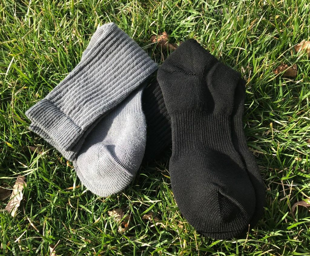 Bogs Bedrock waterproof leather work boots and Farm-to-Feet Coronado tactical socks