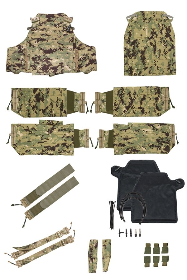 The FirstSpear AAC Frog Kit: From land to maritime operations