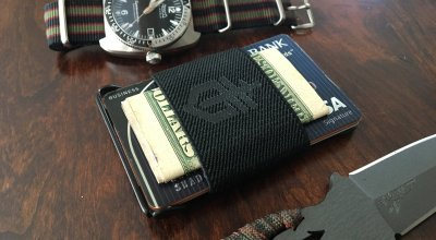 Gerber Barbill wallet: Minimalist yet functional