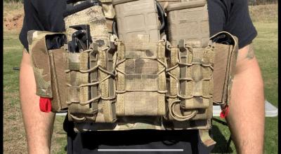 JTactical Tuckable Tourniquet Pouch for law enforcement and military