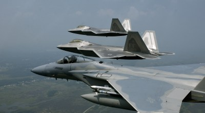 New F-15s, F-22 upgrades, and classified bombers: Here's where the Air Force wants to put its money