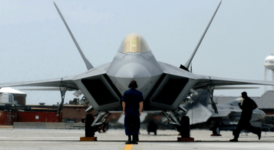 New GAO report says Air Force mismanagement is crippling its F-22s