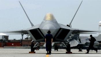 Report: The F-22 Raptor's most lethal opponent is Air Force mismanagement