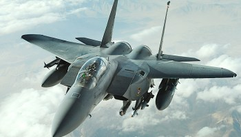 Why do the Pentagon's reasons for buying new F-15s keep shifting?