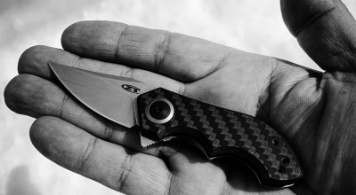 Zero Tolerance 0022 | A tiny knife that punches above it's weight class