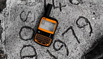Spot X 2-way Satellite Messenger: Peace of mind in the backcountry