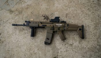 Portuguese Army getting FN SCAR Assault Rifles