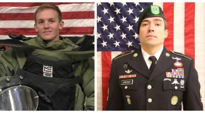 Green Beret and EOD Tech Killed in Afghanistan Identified