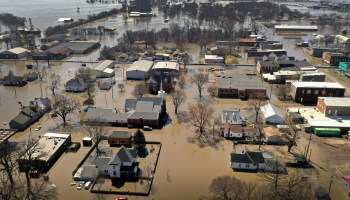 The Pic of the Day: Flooding continues to cause devastation across Midwest