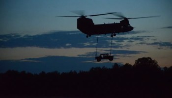 End of an era: Pentagon to stop purchasing CH-47F Chinooks