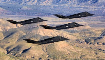 Reports allege US deployed 4 'retired' F-117 Nighthawks to Syria and Iraq in 2017