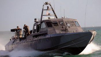 Navy puts spec ops boat, built for SEALs, on the market