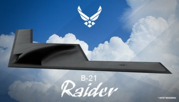 Air Force official: Secretive B-21 Raider's next major milestone 'is first flight'