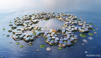 """UN backs private firm's 'affordable floating city' concept: """"We're not just theorizing"""""""