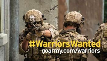 Warriors wanted: Huge bonuses and aggressive recruitment by the Army