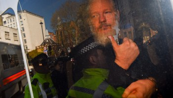 US formally requests extradition of WikiLeaks founder Julian Assange after British police take him into custody