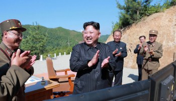 """North Korea's new """"tactical guided weapon"""" test likely had nothing to do with nuclear arsenal"""