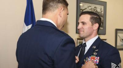 AFSOC Commando Awarded Silver Star For Danger Close Air Support Mission