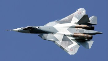 China may bring Russia's troubled stealth fighter back from the dead