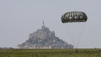 The Pic of the Day: U.S. Commandos commemorate D-Day