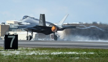 F-35As join the fight