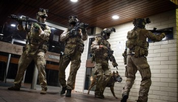 New Zealand Special Air Service operator killed while training with American spec ops aviation unit