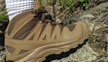 A Green Beret's take on the Salomon XA Forces Mid-Boot
