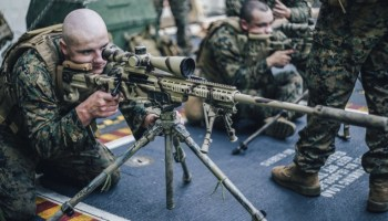 Marine Corps experiments with new Scout Sniper job