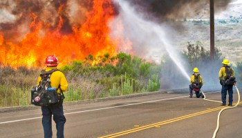 The 2019 wildfire season threatens to be another inferno
