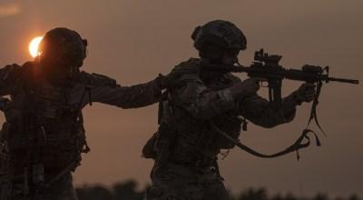 (U.S. Air National Guard photo by Master Sgt. Matt Hecht)