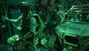 A major change for the Army's SOF Psychological Operations Regiment
