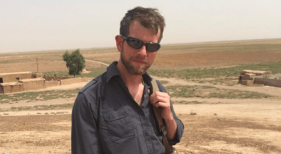 'Murphy's Law' — Covering the war against ISIS alongside the Peshmerga