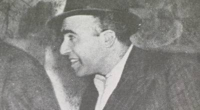 Udham Singh being led away after the murder of Sir Michael Francis O'Dwyer /photo credit unknown