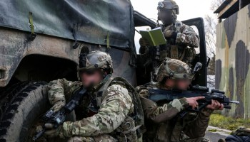 Welcome to the big league: Ukrainian SOF unit operationally greenlighted by US & NATO